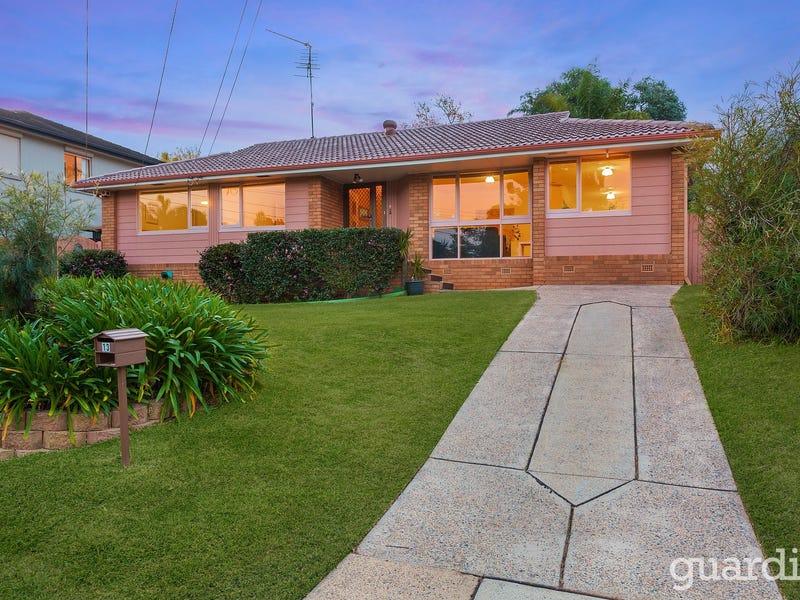 13 Broula Avenue, Baulkham Hills, NSW 2153