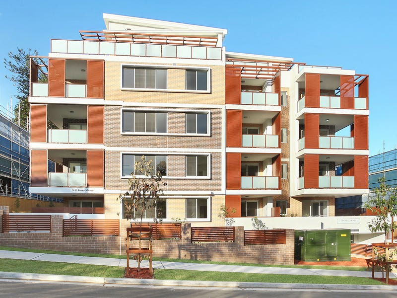 202/9-11 Forest Grove, Epping