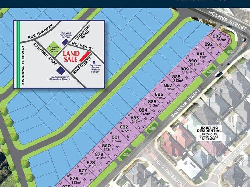 Lot 890, Balfour Street, Southern River, WA 6110