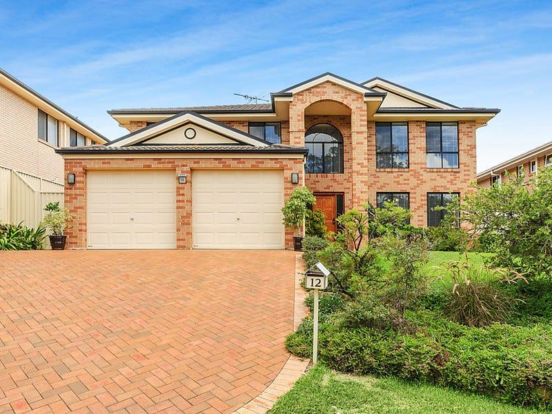 12 Wildrose Street, Kellyville, NSW 2155