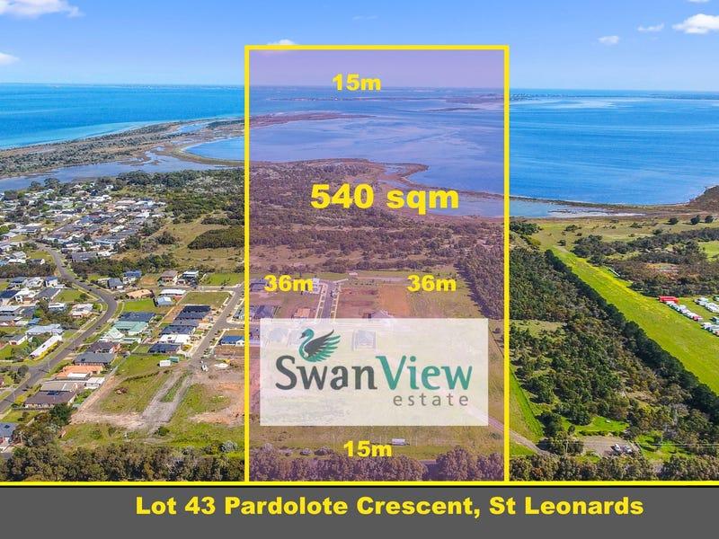 Lot 43 Pardolote Crescent, St Leonards, Vic 3223