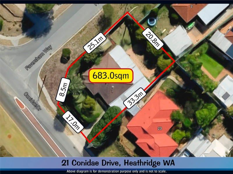21 Conidae Drive, Heathridge, WA 6027