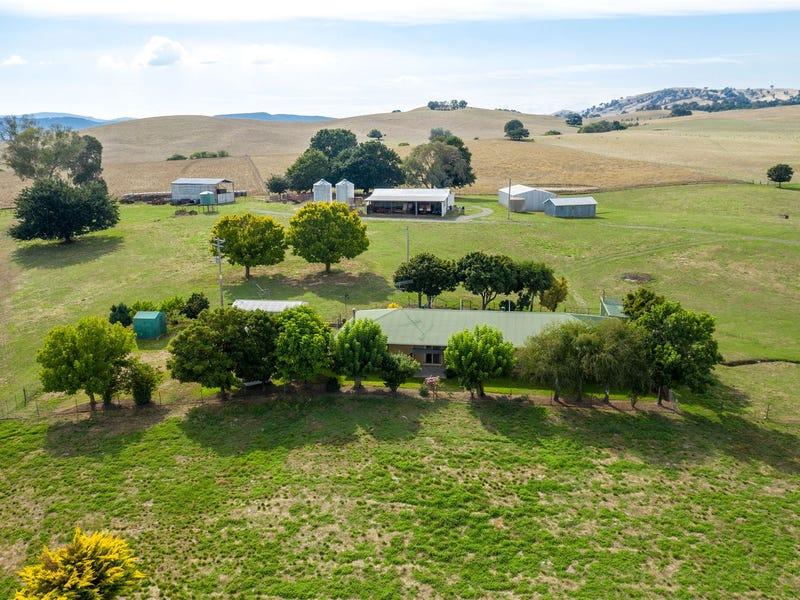 Ravenhoe Walteela Road, Tumbarumba, NSW 2653
