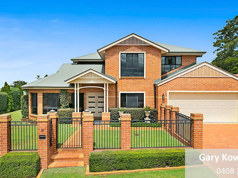 16 Glen Eagles Drive, Middle Ridge, Qld 4350