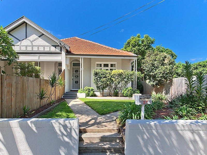 27 Macpherson Street, Mosman, NSW 2088