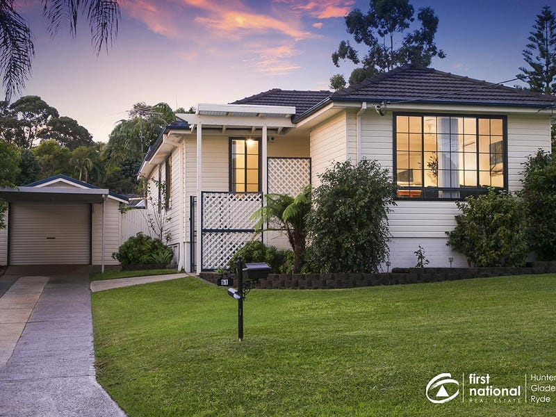 51 Cooney Street, North Ryde, NSW 2113