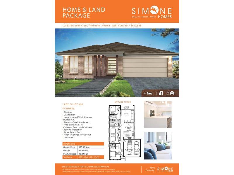 Lot 33, 45 Brundah Street, Thirlmere, NSW 2572