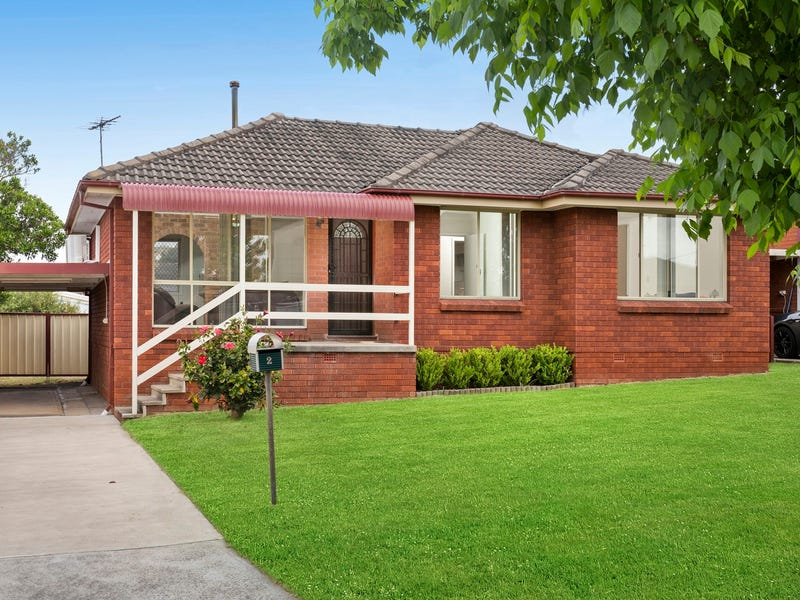 2 Lucy Street, Kingswood, NSW 2747