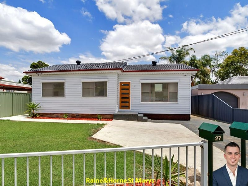27 & 27A Melbourne Street, Oxley Park, NSW 2760