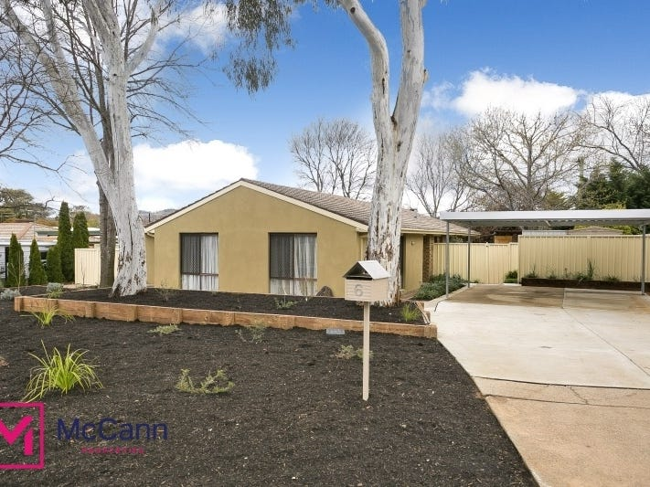 6 McClaughry Place, Gowrie, ACT 2904