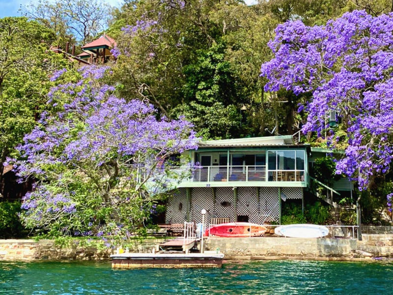 22 Cottage Point Road, Cottage Point, NSW 2084