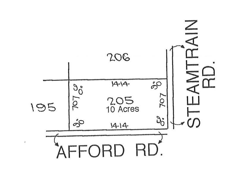 Lot 205 Afford Road, Coonamia, SA 5540