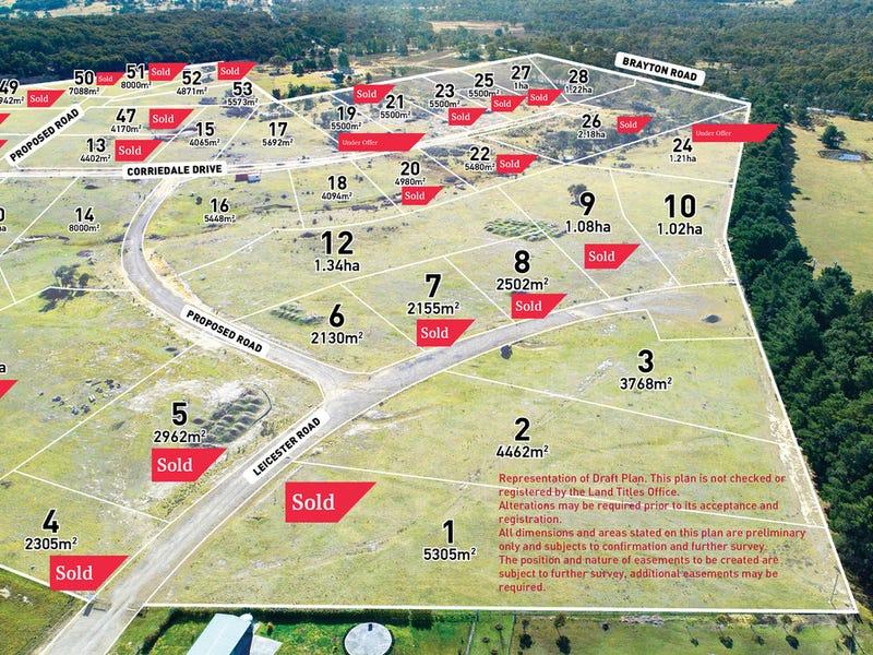 Lot 40 Betley Park Estate, Corridale Road, Marulan, NSW 2579