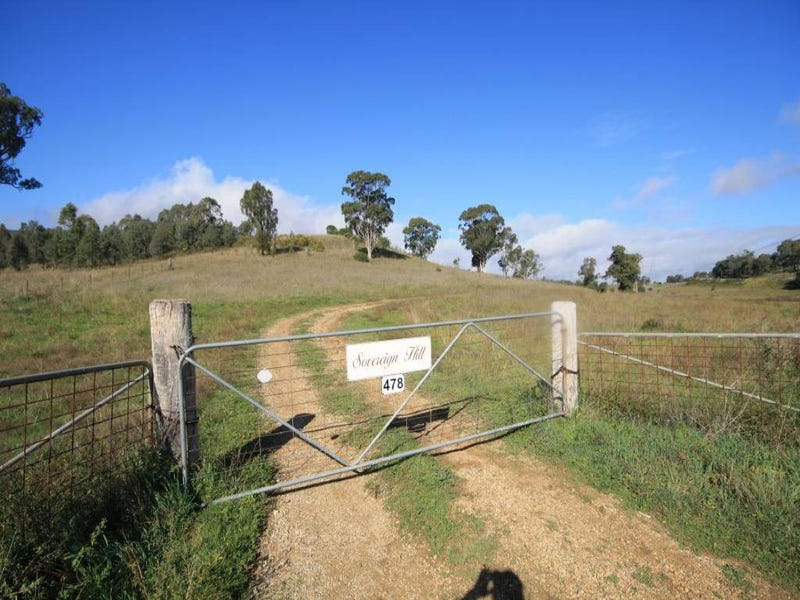 478 Sandy Creek Road, Muswellbrook, NSW 2333