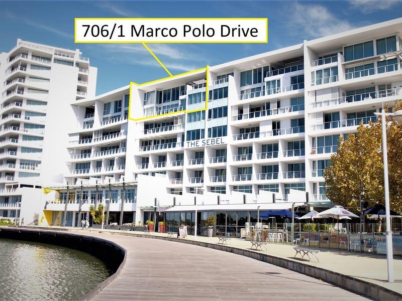 706/1 Marco Polo Drive, Mandurah