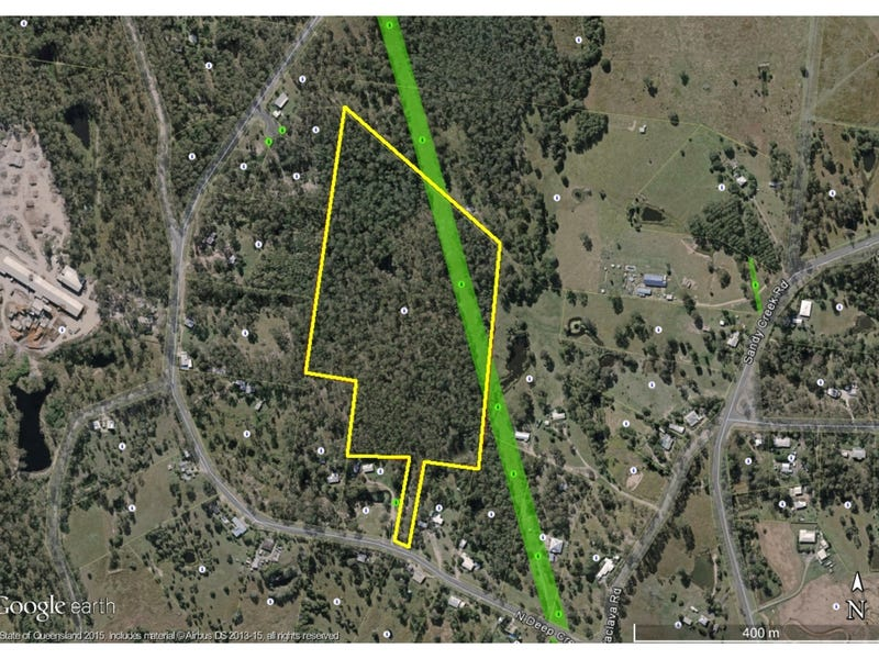 Lot 8 North Deep Creek Road, North Deep Creek, Qld 4570