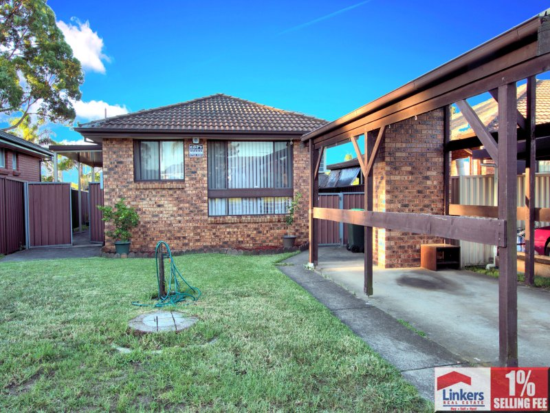 11 Amaranthus Pl, Macquarie Fields, NSW 2564