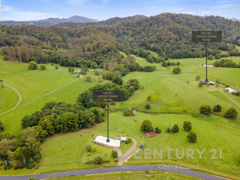 743-761 Upper Orara Road, Upper Orara, NSW 2450