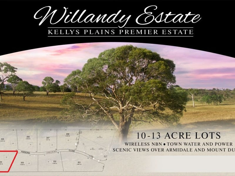 Lot 204, 79 Parsons Close, Armidale, NSW 2350
