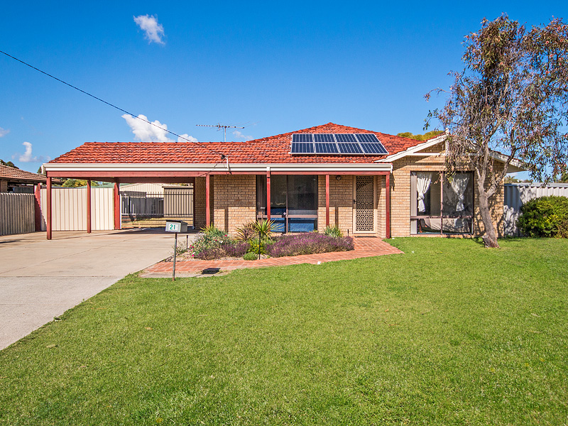 21 Frome Way, Cooloongup, WA 6168