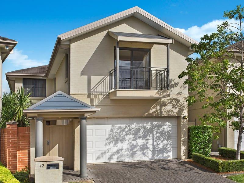 12 Chestnut Grove, Kellyville, NSW 2155