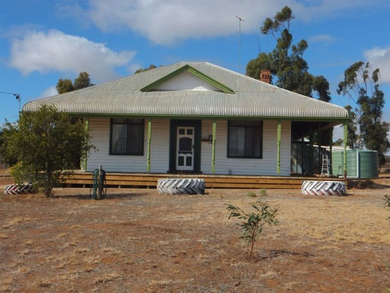 1983 Borung Highway, Mount Jeffcott via, Donald, Vic 3480
