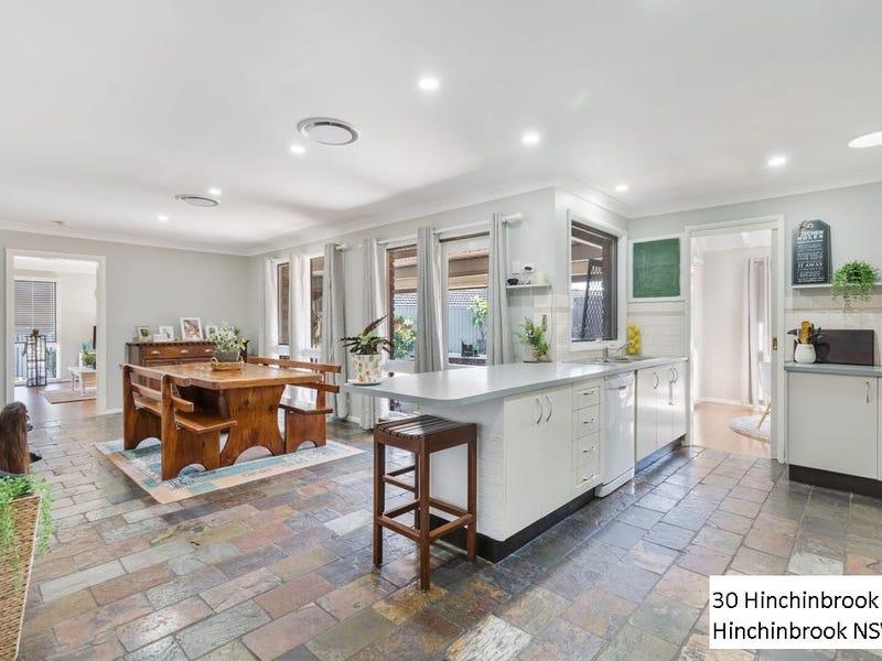 30 Hinchinbrook Drive,, Hinchinbrook, NSW 2168