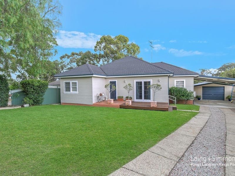 26 Marcus St, Kings Park, NSW 2148