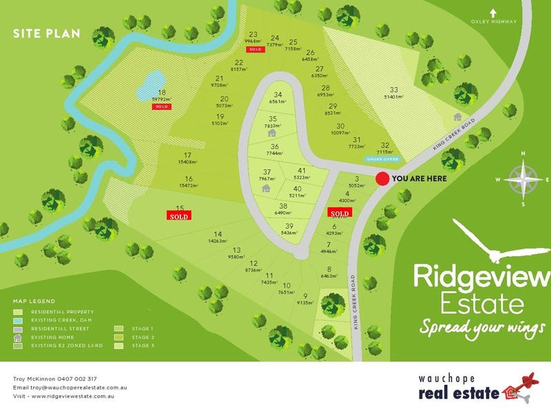 Lot 3 Ridgeview Estate, King Creek, NSW 2446