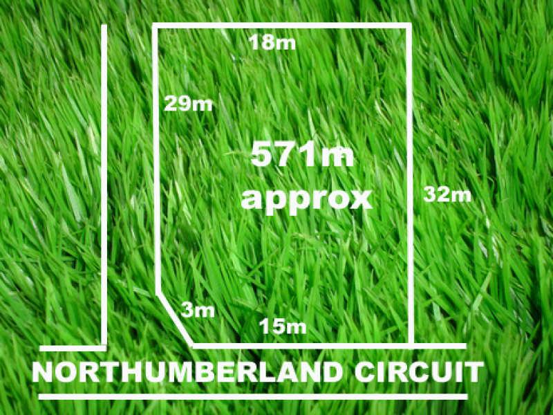 Lot 3424 (64) Northumberland Circuit, Craigieburn, Vic 3064