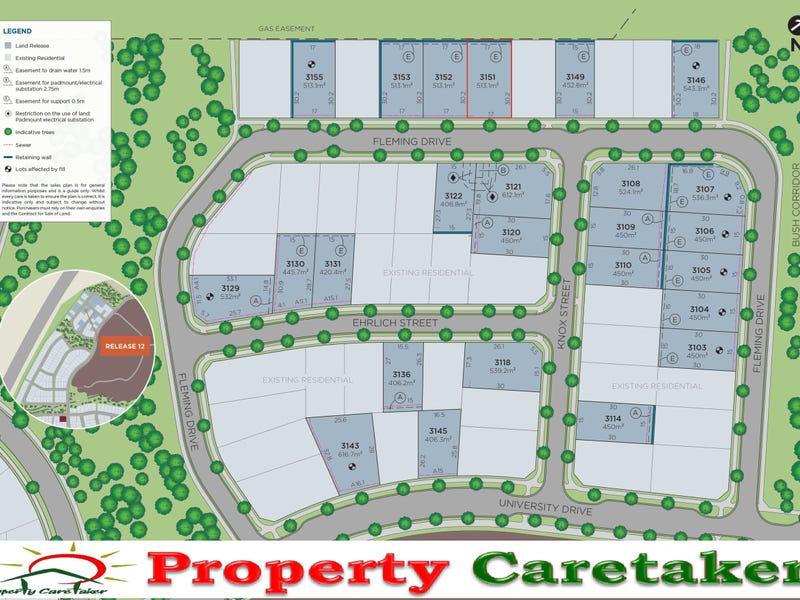 Lot 3151, 14 Fleming Drive  Macarthur Heights, Campbelltown
