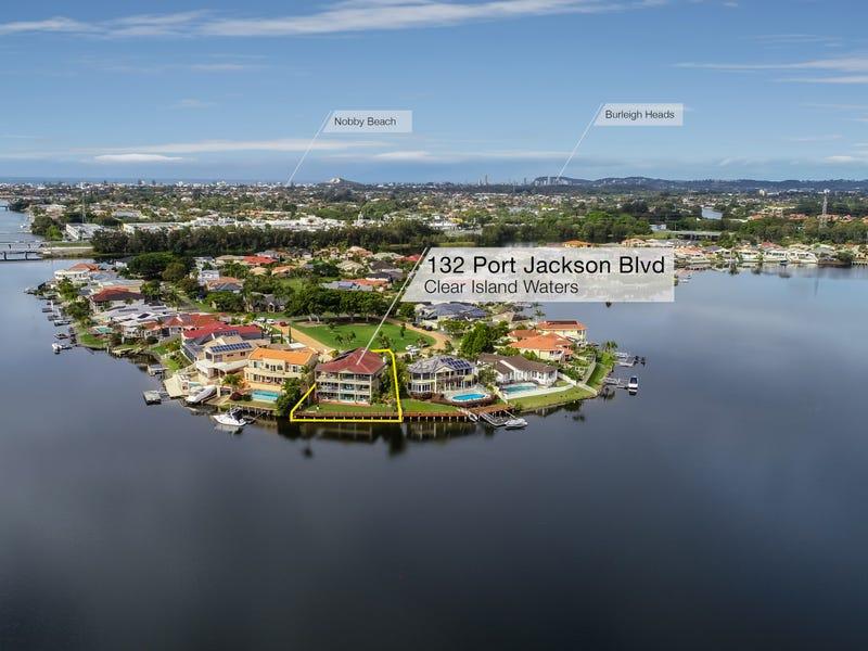 132 Port Jackson Boulevard, Clear Island Waters, Qld 4226