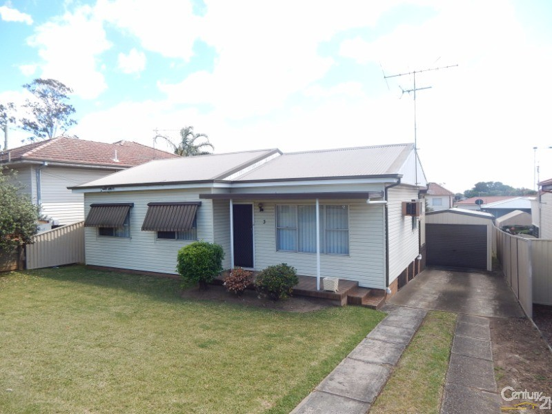 3 Vincent Street, Blacktown, NSW 2148