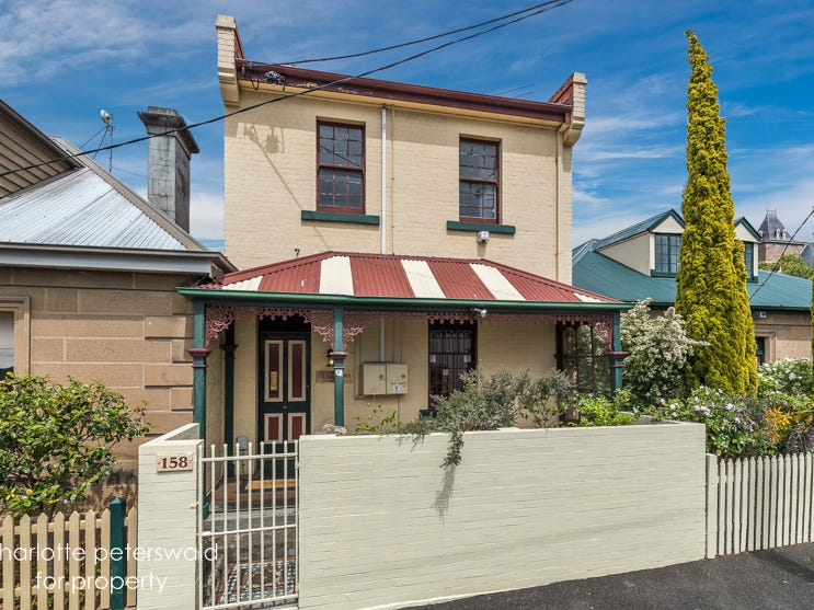 158 Harrington Street, Hobart, Tas 7000