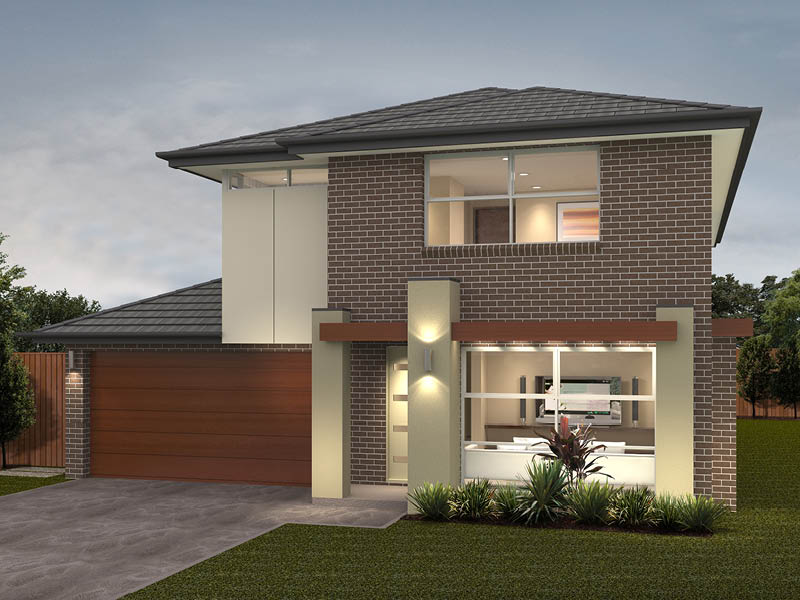 Lot 323 Horizon Estate, Marsden Park, NSW 2765