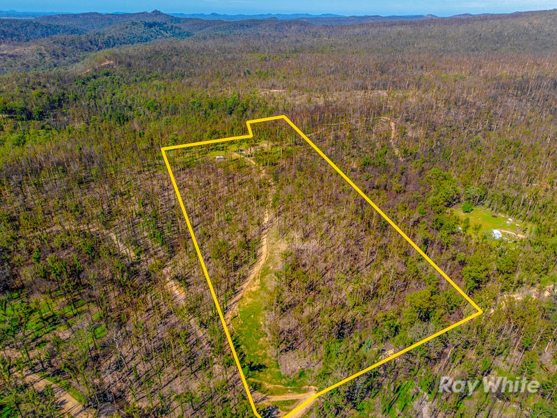 608 Glens Creek Road, Nymboida, NSW 2460