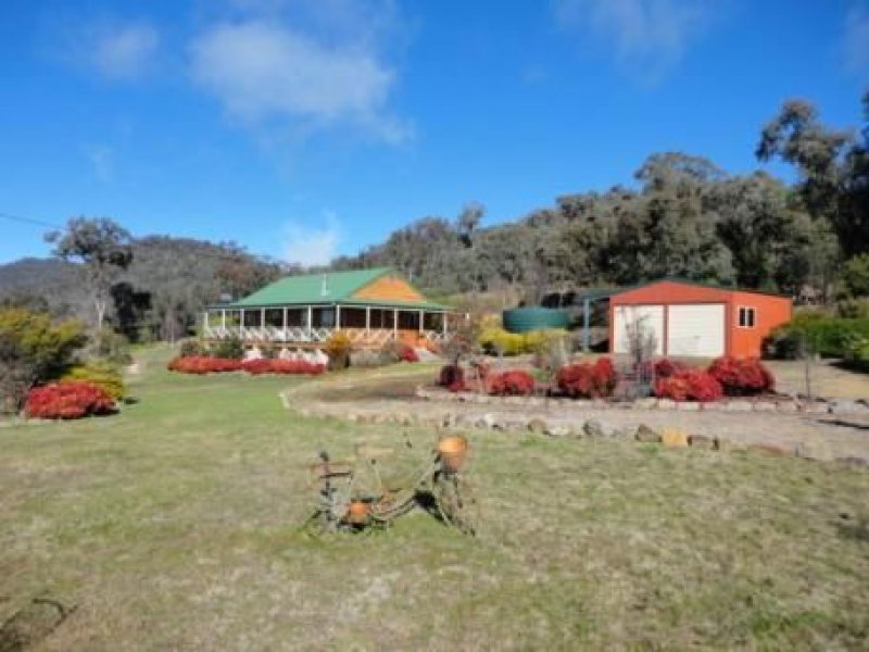 408 Mount Costigan Road, Tuena, NSW 2583