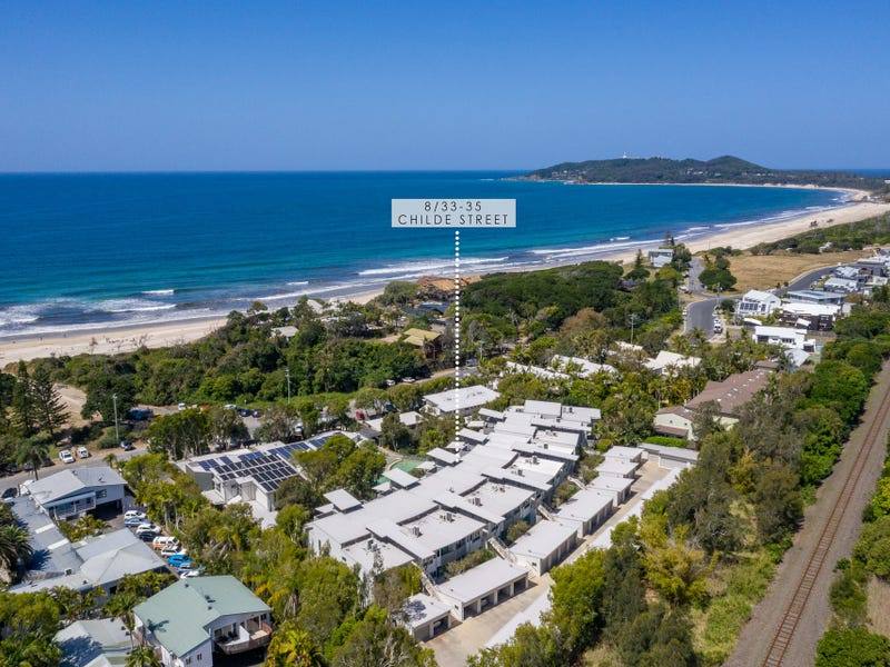 8/33-35 Childe Street, Byron Bay, NSW 2481