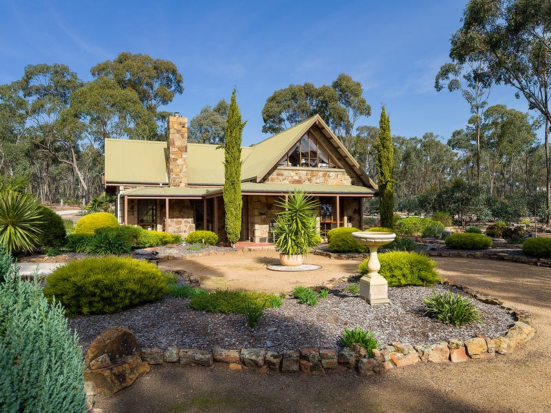 114 Ranters Gully Road, Muckleford, Vic 3451