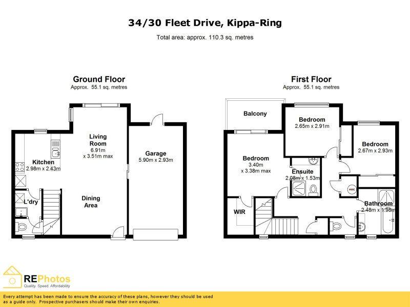 34/30 Fleet Drive, Kippa-Ring, Qld 4021