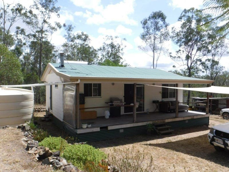 Lot 201 Harris Road, Thinoomba, Qld 4650