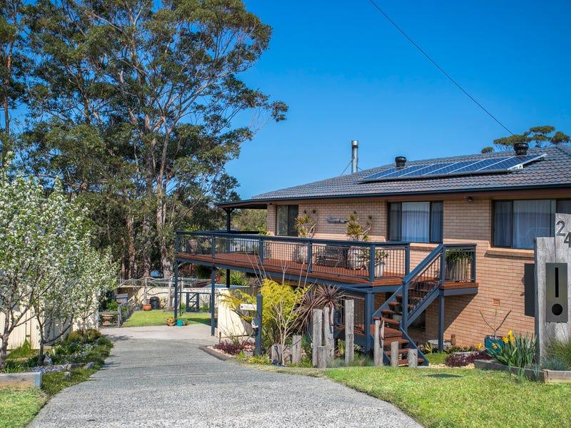 24 Torquay Drive, Lake Tabourie, NSW 2539
