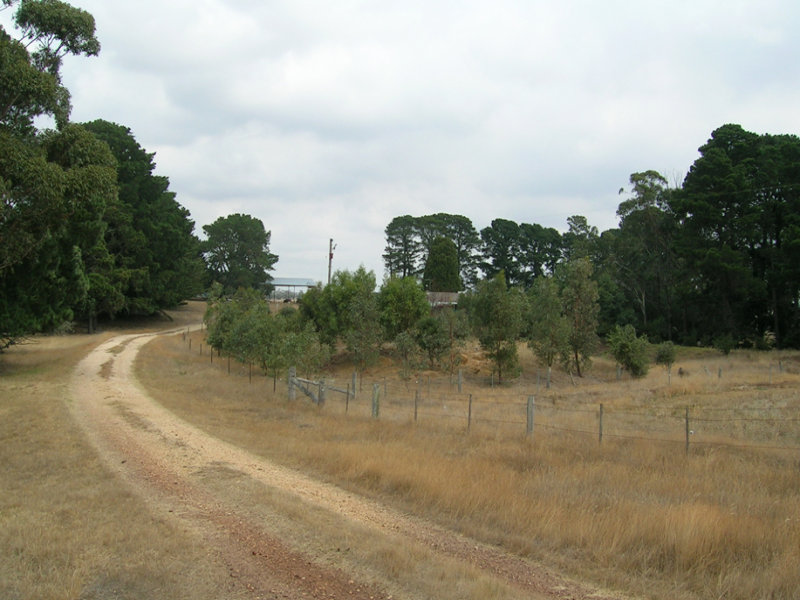 Mt Mercer  Bamganie Road, Meredith, Vic 3333