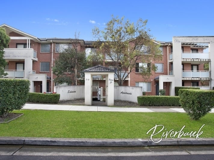 20/7-11 Paton Street, Merrylands, NSW 2160