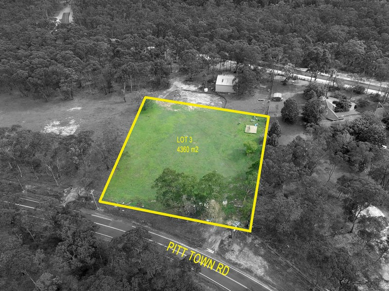 Lot 3, 307 Pitt Town Road, Kenthurst, NSW 2156