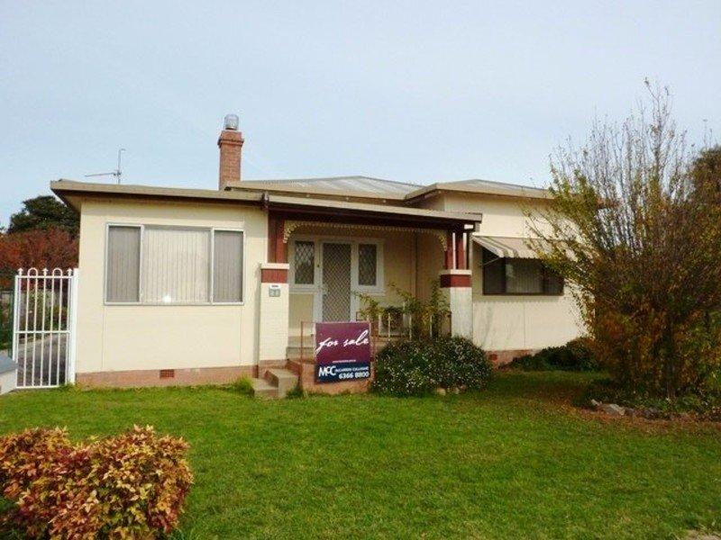 3 McLaughlan Street, Cumnock, NSW 2867