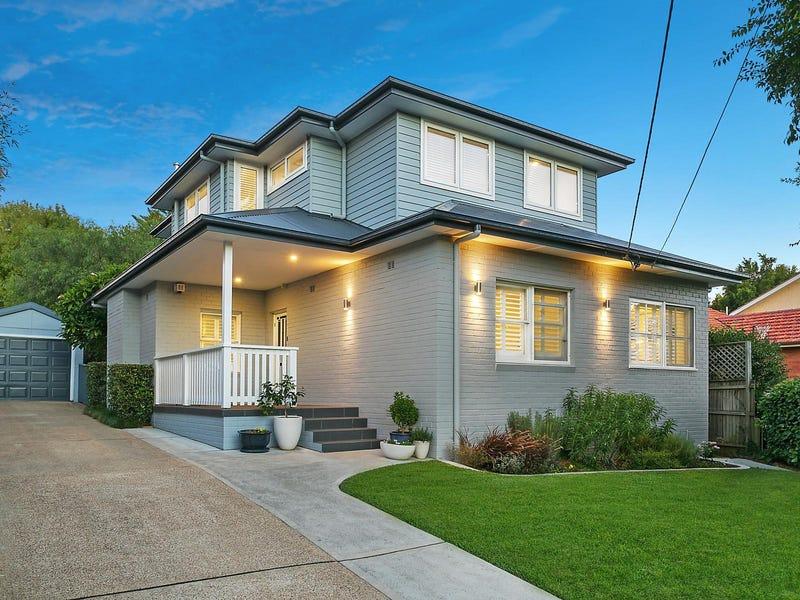 61 Hinemoa Avenue, Normanhurst, NSW 2076