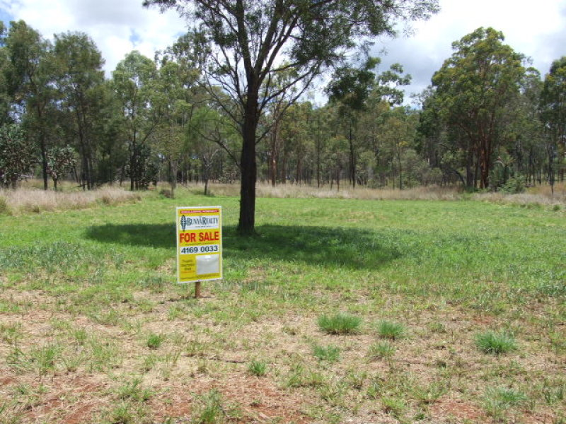 Lot 207, William Street, Hivesville, Qld 4612