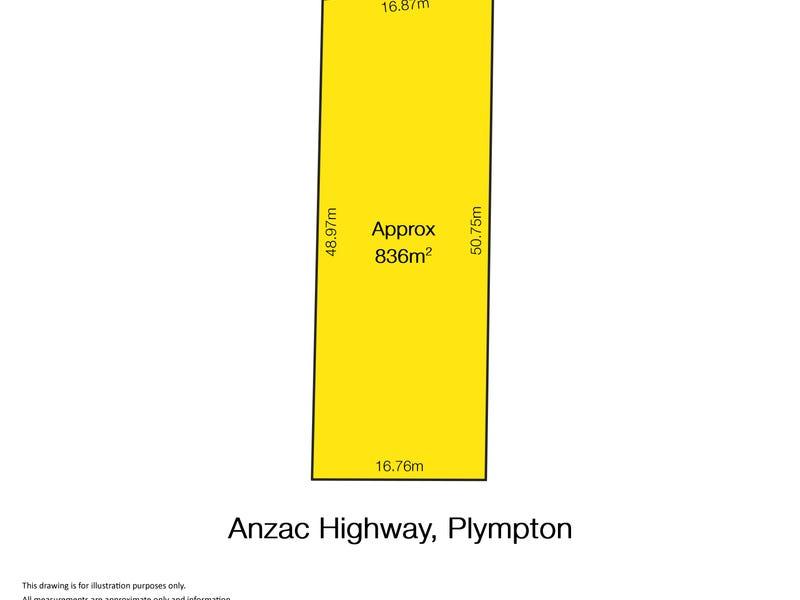 333 Anzac Highway, Plympton, SA 5038