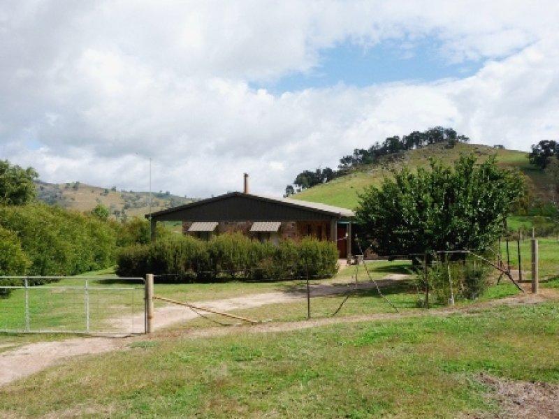 Koetong Creek Road, Granya, Vic 3701
